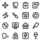 Pack of Business Solid Icons