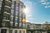 new residential buildings in Berlin Prenzlauer Berg