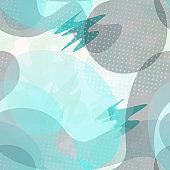 Camouflage Seamless Pattern. Modern Texture