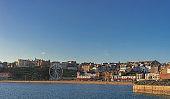 Scarborough sea view.