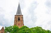 Church Old Church. Maasland, The Netherlands