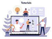 Robotics online service or platform. Robot engineering