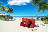 Travel with beach destination