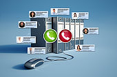 Virtual document sharing