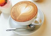 커피 라떼아트