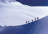 겨울산 등산 트레킹