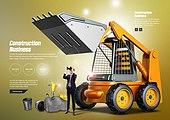 Construction Web Templates