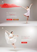 Ballet Web Templates