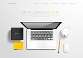 Web template objects