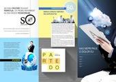 Business editorial design