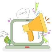 event clip art illust
