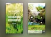 Natural mobile web