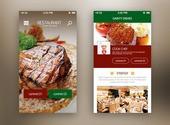 Food Mobile Web