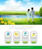 Creative Web Templates