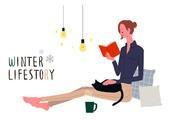 Winter life story