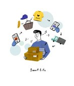 Lifestyle illust