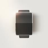 3d, 스마트워치, 시계, 스마트, 웨어러블
