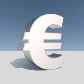 금융, 경제, 3d, 성공, 비즈니스