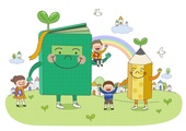 어린이, 교육, 상상력