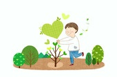 5월, 축하이벤트, 식목일
