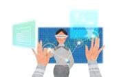 가상현실시뮬레이터, 사이버스페이스, 비즈니스