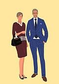 라이프스타일, 패션, 은퇴