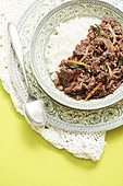 음식,식사,한식,아시아음식,불고기,덮밥,식료품