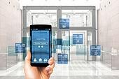 사물인터넷, 스마트시티, 스마트폰, 4차산업혁명