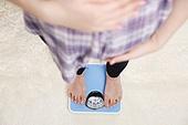 오브젝트,신체일부,체중계,다이어트,맨발,임신,저출생