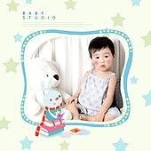 포토앨범, 유아, 돌잔치