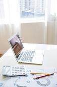 Object on desk