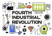 4차산업혁명, 비즈니스, 아이콘