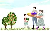 농부, 귀농, 농업