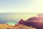 Greece coast