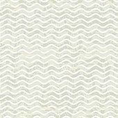 Seamless wave hand drawn pattern. Abstract vintage background