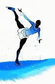 스포츠, 동계스포츠, 올림픽, 번짐
