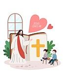 기독교, 종교, 교회, 성경