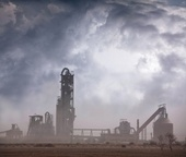 industrial destruction