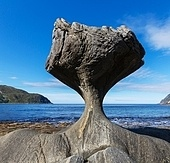 Stone tail in Norway