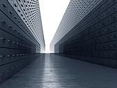 urban constuction concept image (3D rendering)