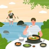 보양식, 복날, 봄보신, 음식