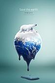 환경보호, 지구온난화, 자연