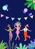 페스티벌, 축제, 즐거움