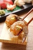 간장새우초밥