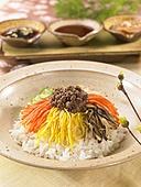 소스와비빔밥