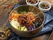 낙지비빔밥