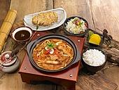 김치우동정식