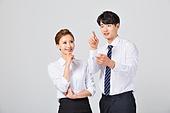 한국인, 비즈니스맨, 비즈니스우먼