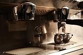 커피머신, 에스프레소 만들기