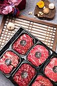 한우고기 (쇠고기), 육류 (음식), 선물세트 (선물)
